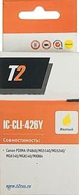 Картридж T2 CLI-426Y IC-CLI-426Y, желтый [ic-ccli-426y]