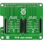 MIKROE-1879, Pi 2 click SHIELD, Плата расширения для ...