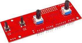 Фото 1/4 RDC2-0051 Master, DSP Мастер для проектов цифровой обработки звука в ChipStudio. STM32F042K6