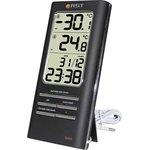 02309, Термометр цифровой термометр, дом/улица, часы.