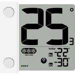 01291, Термометр цифровой уличный на липучке -30-+70