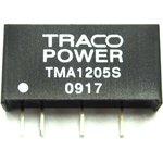 TMA 1505S, DC/DC преобразователь, 1Вт, вход 13.5-16.5В, выход 5В/200мА