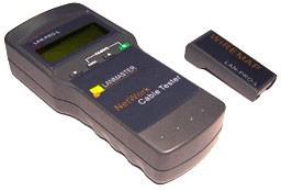 LAN-PRO-L, Тестер кабельный с измерением длины