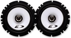 Колонки автомобильные Alpine SXE-1725S 220Вт 92дБ 16.5см (6 1/2дюйм) (ком.:2кол.) коаксиальные двухполосные