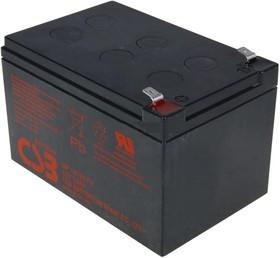 GP12120(F2), Аккумулятор свинцовый 12B-12Ач 151x98x98