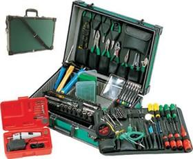 Фото 1/2 1PK-1990B, Набор инструментов (118 предметов)