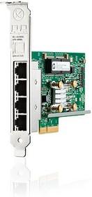Адаптер HPE Ethernet 1Gb 4-port 331T (647594-B21)