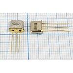 Фильтр кварцевый 45МГц 4-го порядка состоящий из двух фильтров с полосой 15кГц ...
