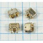 Фильтр кварцевый 45МГц 2-го порядка с полосой 25кГц, 1-ая гармоника ...