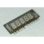 Индикатор вакуумный FIP5B15, 5000 ИЛ цифр-мнемон\ 98x33x8\ 5\\19P\FIP5B15\NEC