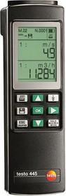 Фото 1/3 testo 445, Измерительный прибор для систем ОВК