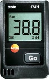 Фото 1/4 Комплект логгера данных температуры/влажности Testo 174 H с USB-интерфейсом