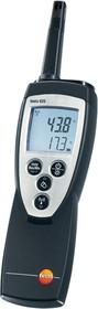 Фото 1/4 testo 625, Прибор для измерения влажности/температуры (Госреестр)