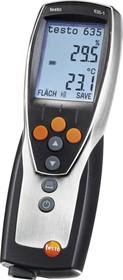 Фото 1/4 testo 635-1, Прибор для измерения влажности и температуры (Госреестр)