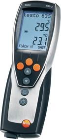 Фото 1/4 testo 635-2, Прибор для измерения влажности/температуры (Госреестр)