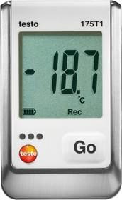 Фото 1/4 testo 175-T1, Логгер данных температуры, 1-канальный