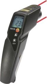 Фото 1/2 testo 830-T2 Комплект, Инфракрасный термометр, пирометр (Госреестр РФ)