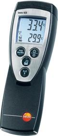 Фото 1/3 testo 925, Измеритель температуры 1 канальный, термопара Tип K