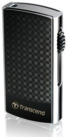 Флешка USB TRANSCEND Jetflash 560 16Гб, USB2.0, черный и серебристый [ts16gjf560]
