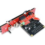 Фото 2/5 Hi-Fi-Pi №2, DAC 2.1, Stereo DAC for Raspberry Pi with subwoofer channels, 2 x PCM5242