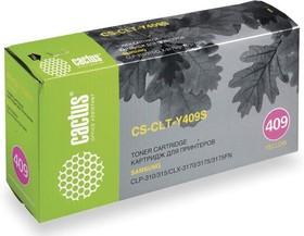 Картридж CACTUS CS-CLT-Y409S желтый