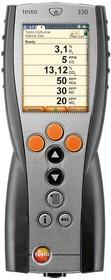 testo 350, Управляющий модуль базовой версии системы анализа дымовых газов