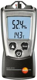 testo 610, Термогигрометр для измерения влажности и температуры (Госреестр)