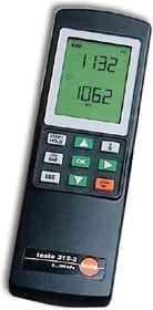 testo 312-2, Манометр точный, до 40/200 гПа