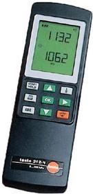 testo 312-4 Набор профессиональный, Набор для измерения высокого давления, манометр дифференциальный