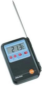 Мини-термометр с функцией сигнала тревоги