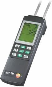 testo 521-1, Манометр дифференциальный от 0 до 100 гПа