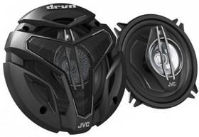 Колонки автомобильные JVC CS-ZX530, коаксиальные, 300Вт [cs-zx530u]