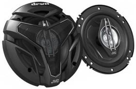 Колонки автомобильные JVC CS-ZX630U, коаксиальные, 300Вт