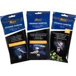 Влажные салфетки 90 шт (3*30 шт/упак) :для автосалона (30 шт.) ...