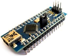 CarDuino Nano mem Duo V.7, Программируемый контроллер на базе ATmega328 (аналог Arduino Nano)