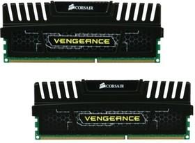 Модуль памяти CORSAIR Vengeance CMZ16GX3M2A1600C10 DDR3 - 2x 8Гб 1600, DIMM, Ret