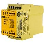PNOZ X3 230VAC 24VDC, Реле предохранительное 3N/O 1N/C 1SO