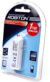 Фото 1/3 USB2100/auto, Блок питания автомобильный с USB разъёмом, 5В,2.1А,10.5Вт (адаптер)