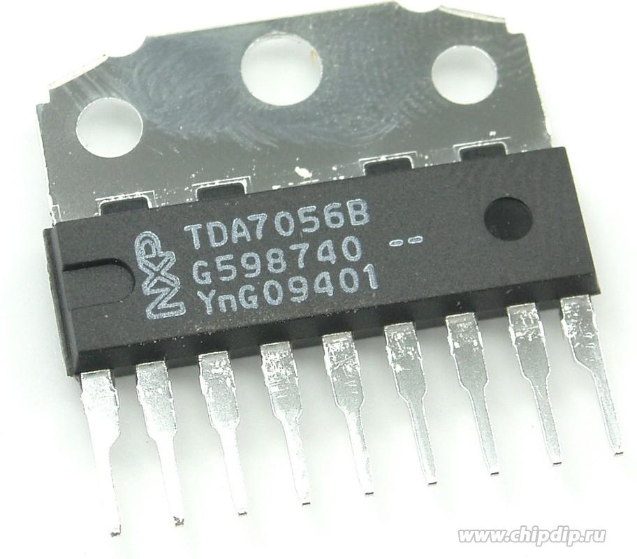 TDA7056B, Мостовой
