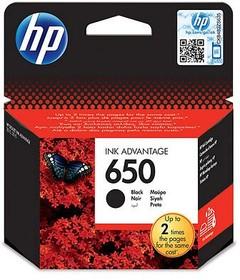 Картридж HP 650 CZ101AE, черный