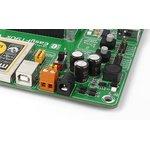 Фото 7/9 MIKROE-1770, EasyFT90x v7 Development System, Полнофункциональная отладочная плата для изучения МК FTDI 32-бит FT900
