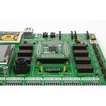 Фото 8/9 MIKROE-1770, EasyFT90x v7 Development System, Полнофункциональная отладочная плата для изучения МК FTDI 32-бит FT900