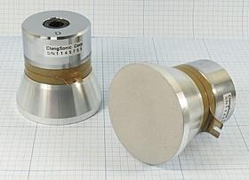Ультразвуковой излучатель для систем отмывки 28кГц/120Вт, 12109W конст УП\Преобр\ 28к\120Вт\68x68\ CN2850-68LA-P8\