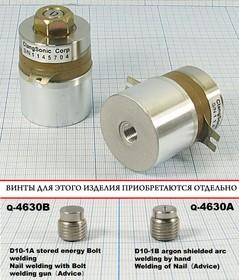 Ультразвуковой излучатель для систем отмывки 80кГц/60Вт, 12101W конст УП\Преобр\ 80к\ 60Вт\40x60\ CN8038-40HB-P8\