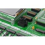 Фото 2/9 MIKROE-1770, EasyFT90x v7 Development System, Полнофункциональная отладочная плата для изучения МК FTDI 32-бит FT900
