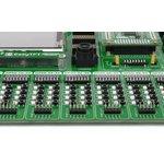 Фото 5/9 MIKROE-1770, EasyFT90x v7 Development System, Полнофункциональная отладочная плата для изучения МК FTDI 32-бит FT900