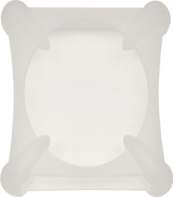 """Защитный чехол AGESTAR SHP-2-J W, для 2.5"""" дисков, белый [shp-2-j white]"""