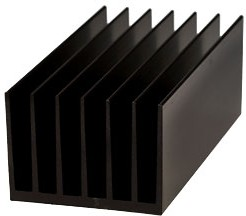 HS 068-150, радиатор 150x76x55