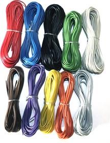 ММП (АМП)-H50-0.5, Набор монтажного провода 0.5мм, 50 метров