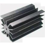 HS 136-100, Радиатор 100х50х50 мм, 7.9 дюйм*градус/Вт